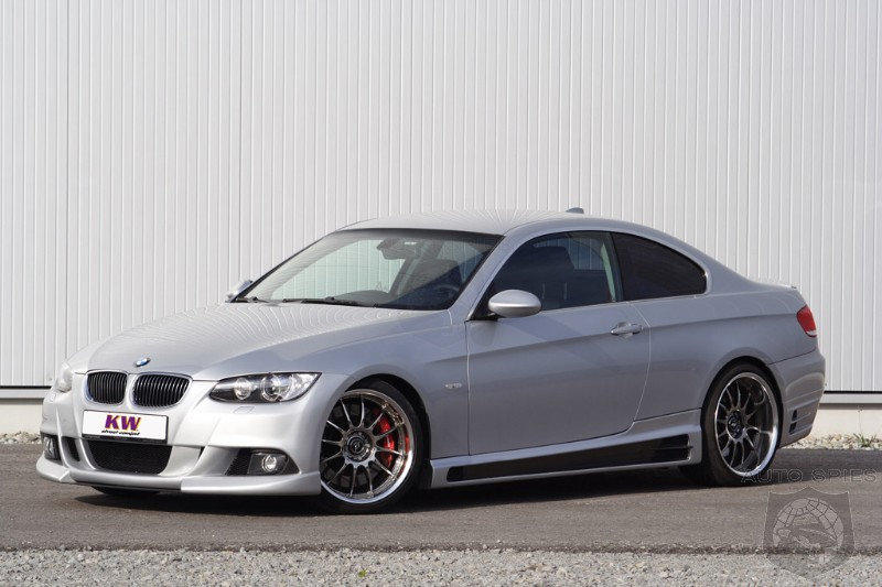 Kw Tuned 2008 Bmw 3 Series Coupe Autospies Auto News